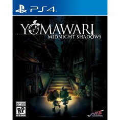 Foto Jogo Yomawari Midnight Shadows PS4 NIS America