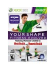 Jogo Your Shape Fitness Evolved: MensHealth and WomensHealth Xbox 360 Ubisoft