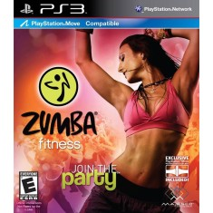 Foto Jogo Zumba Fitness PlayStation 3 Majesco Entertainment
