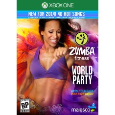 Foto Jogo Zumba Fitness World Party Xbox One Majesco Entertainment