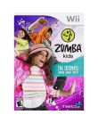 Jogo Zumba Kids Wii Majesco Entertainment