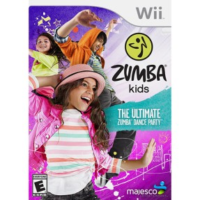 Foto Jogo Zumba Kids Wii Majesco Entertainment