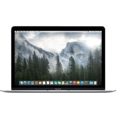 "Foto Macbook Apple MF855 Intel Core M 12"" 8GB SSD 256 GB Tela de Retina"