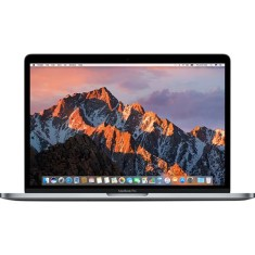 "Foto Macbook Pro Apple MLH32BZ Intel Core i7 15,4"" 16GB Radeon 450 SSD 256 GB"