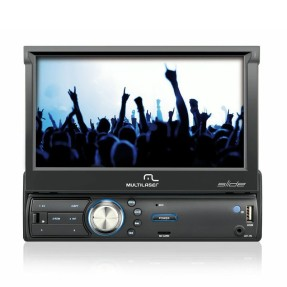 Foto CD Player Automotivo Multilaser P3211