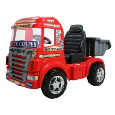 Foto Mini Carro Elétrico Big Truck - Magic Toys
