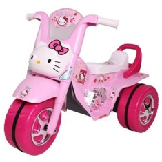 Foto Mini Moto Elétrica Hello Kitty Hello Kitty - Bandeirante
