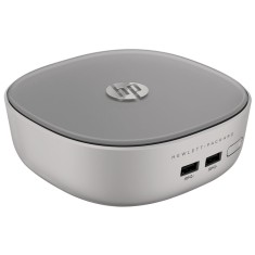 Foto Mini PC HP 300-201BR Intel Core i3 5005U 4 GB 500 Windows 10 Home Pavilion