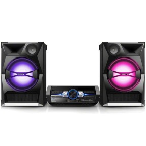Foto Mini System Sony Shake 33 1.800 Watts NFC USB Bluetooth