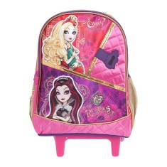 Foto Mochila com Rodinhas Escolar Sestini Ever After High 16Y G 64310