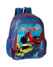 Mochila Escolar Pacific Transformers Flames G 933J04