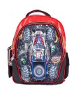 Mochila Escolar Santino Speed Car SCM600403