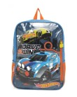Mochila Escolar Sestini Hot Wheels Hot Wheels 17M G 64671