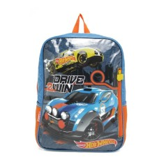 Foto Mochila Escolar Sestini Hot Wheels Hot Wheels 17M G 64671