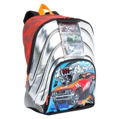 Foto Mochila Escolar Sestini Hot Wheels Hot Wheels 17YG 64526