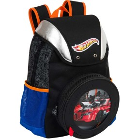 Foto Mochila Escolar Sestini Hot Wheels M 63104
