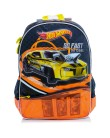 Mochila Escolar Sestini Hot Wheels Sd Fast 15Y01 M
