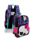 Mochila Escolar Sestini Monster High 15Y02 GG