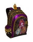 Mochila Escolar Sestini Monster High 16 Litros Monster High 63253