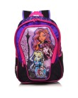 Mochila Escolar Sestini Monster High 18 Litros Scaris G 62983
