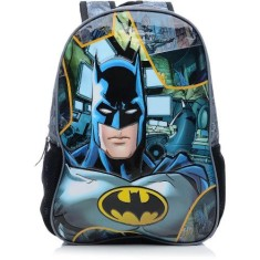 Foto Mochila Escolar Xeryus Batman Batman Night Of The Bat 14 5383