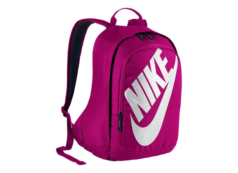 mochila escolar nike