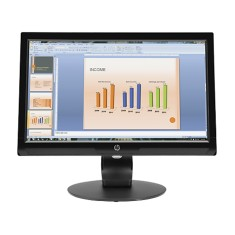 "Foto Monitor LED 19,5 "" HP V203hz"