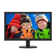 "Foto Monitor LED 23,6 "" Philips Full HD 243V5QHABA/75"