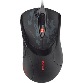 Foto Mouse Óptico Gamer USB GXT 31 - Trust