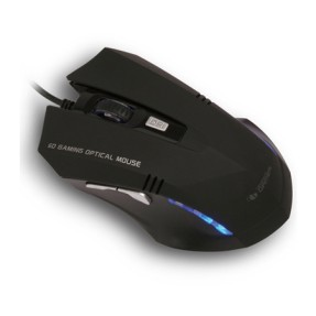 Foto Mouse Óptico Gamer USB Tiger - Leadership