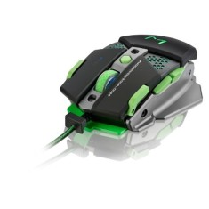 Foto Mouse Óptico Gamer USB Warrior MO249 - Multilaser