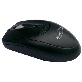Foto Mouse Óptico USB MO303 - New Link