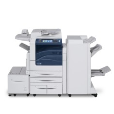 Foto Multifuncional Xerox WorkCentre 7855T Laser Colorida Sem Fio