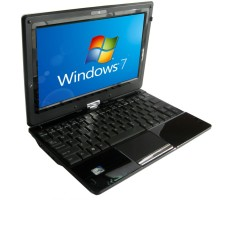 "Foto Netbook Megatron Intel Atom N270 2GB de RAM HD 250 GB 10,2"" Touchscreen Windows 7 Starter Edition ML-122L"