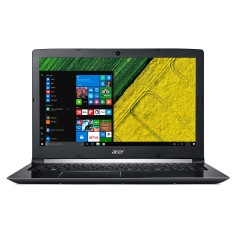 "Foto Notebook Acer A515-51-55QD Intel Core i5 7200U 15,6"" 12GB SSD 256 GB Windows 10 7ª Geração"