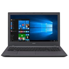 "Foto Notebook Acer E5-574-78LR Intel Core i7 6500U 15,6"" 8GB SSD 240 GB Windows 10 6ª Geração"