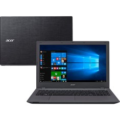 "Foto Notebook Acer E5-573-541L Intel Core i5 5200U 15,6"" 4GB HD 1 TB"