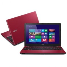 "Foto Notebook Acer E5-571-51AF Intel Core i5 5200U 15,6"" 4GB HD 1 TB"