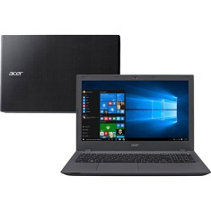 "Foto Notebook Acer E5-574G-574L Intel Core i5 6200U 15,6"" 8GB HD 1 TB GeForce 920M"