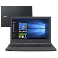 "Foto Notebook Acer E5-574G-75ME Intel Core i7 6500U 15,6"" 8GB HD 1 TB GeForce 940M"