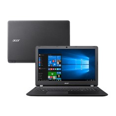 "Foto Notebook Acer ES1-572-323F Intel Core i3 6100U 15,6"" 4GB HD 500 GB"