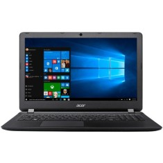 "Foto Notebook Acer ES1-572-33SJ Intel Core i3 7100U 15,6"" 4GB HD 1 TB 7ª Geração"