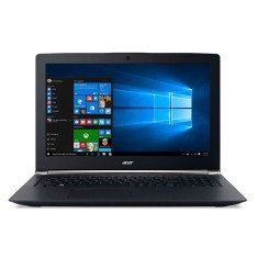 "Foto Notebook Acer VN7-592G-77C3 Intel Core i7 6700HQ 15,6"" 16GB HD 1 TB GeForce GTX 960M Híbrido SSD 256 GB"