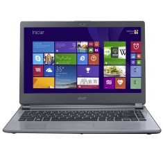 "Foto Notebook Acer V5-472-6_BR826 Intel Core i3 3217U 14"" 2GB HD 500 GB"