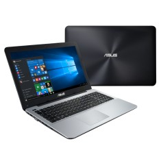 "Foto Notebook Asus X555LF Intel Core i7 5500U 15,6"" 6GB SSD 240 GB GeForce 930M"
