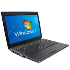 "Foto Notebook CCE BPS Intel Pentium Dual Core T4300 14,1"" 2GB HD 320 GB"