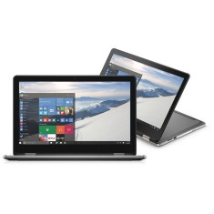 "Foto Notebook Dell i15-7558-A20 Intel Core i5 5200U 15"" 8GB HD 1 TB Touchscreen"