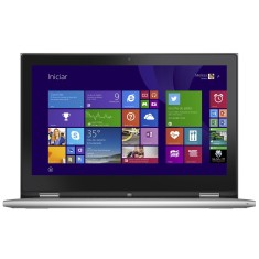 "Foto Notebook Dell i13-7348-B40 Intel Core i7 5500U 13,3"" 8GB HD 500 GB Touchscreen"
