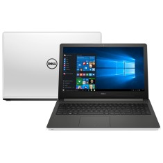 "Foto Notebook Dell I15-5558-B40 Intel Core i5 5200U 15,6"" 16GB HD 1 TB GeForce 920M"