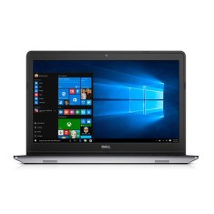 "Foto Notebook Dell i15 5548-C10 Intel Core i5 5200U 15,6"" 8GB HD 1 TB Radeon R7 M265 Windows 10"